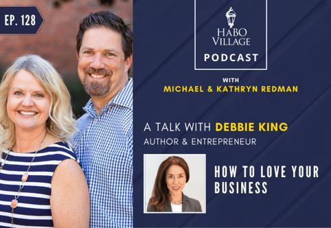 Podcast size Debbie King HV Podcast